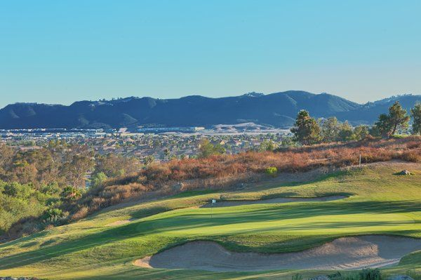 The Golf Club at Rancho California, the perfect landscape for your perfect day.