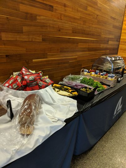 Sanwich Bar great for any social event. Graduation, Business Luncheon,Funeral , Appreciation for...