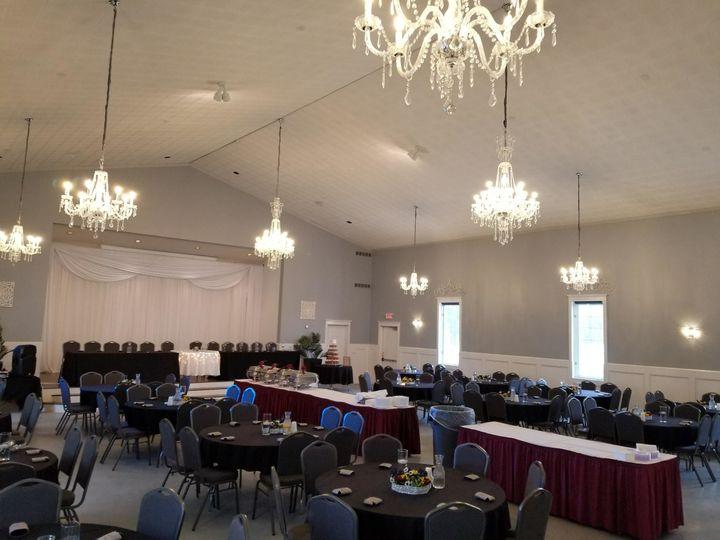 Gragham Banquet Center very elegant.