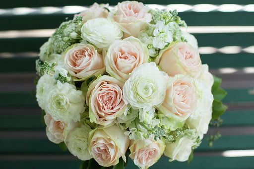 Tmx Bridal Show Banner Light Pink Flowers 51 1041251 Stafford, VA wedding venue