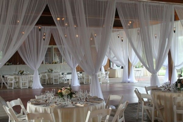 Tmx 1508777460456 Sheer Draping Around Tent Perimeter Bangor, ME wedding planner