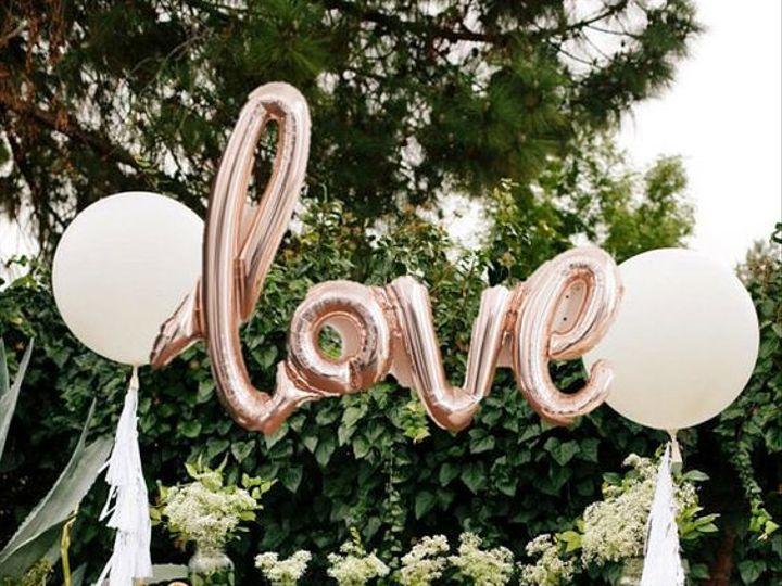 Tmx 1533561293 F1072b85fd82a5d5 1533561292 D22116ae378fbe50 1533561289704 1 Love Balloon Bangor, ME wedding planner