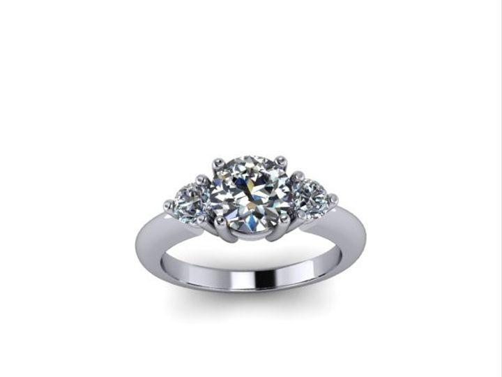 Tmx 1397677400638 Beeb Norfolk, VA wedding jewelry