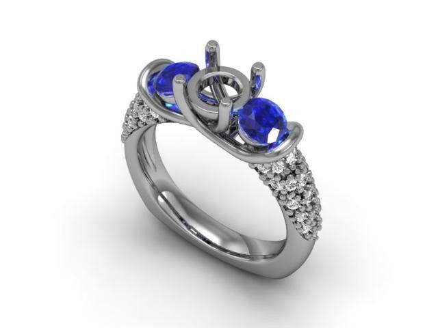 Tmx 1397839199095 Cam Render  Norfolk, VA wedding jewelry