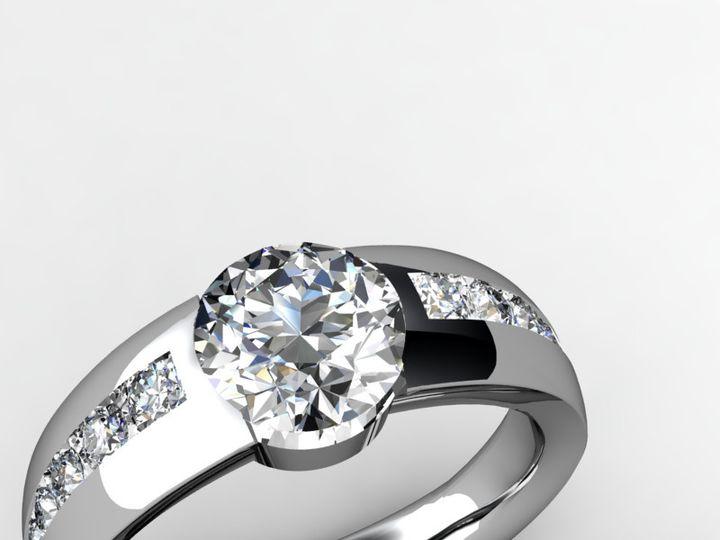 Tmx 1489851750466 Lamore Di Calais Scs00143 1 Norfolk, VA wedding jewelry