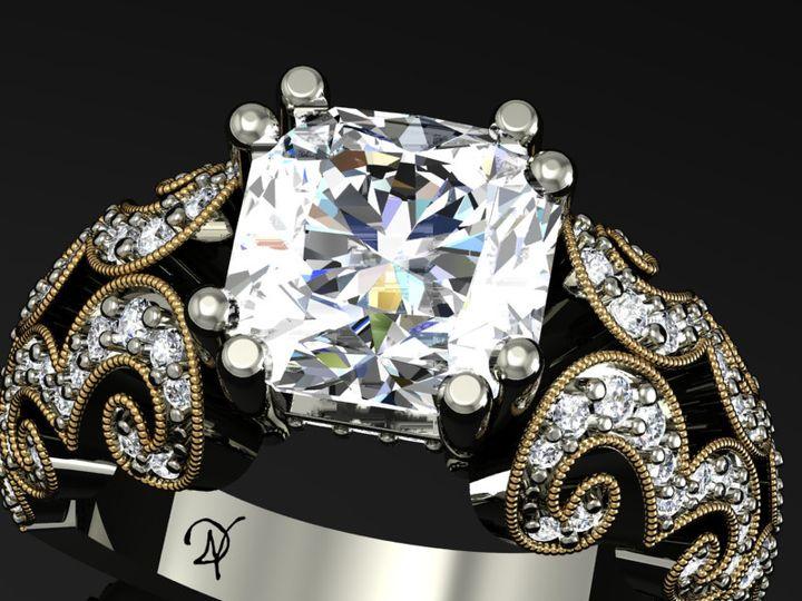 Tmx 1489851773098 Inspiration 5 Norfolk, VA wedding jewelry