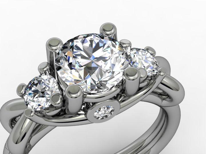 Tmx 1489851806826 Tremonisha Ppf Scs00256 00 5 Norfolk, VA wedding jewelry