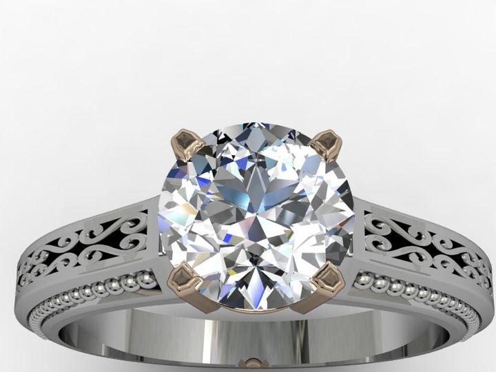 Tmx 1489851910587 Georgetown Solitaire Scs00535 5 Norfolk, VA wedding jewelry