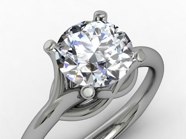 Tmx 1489851919784 Tremonisha Solitaire Scs00702 00 Norfolk, VA wedding jewelry