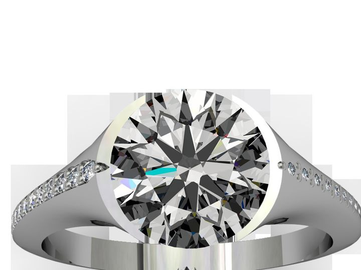 Tmx 1489851957927 The Knot Luminaire Virginia Beach, Virginia wedding jewelry