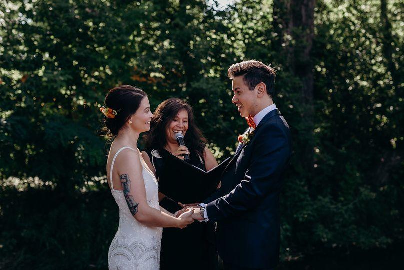 Farmette Wedding
