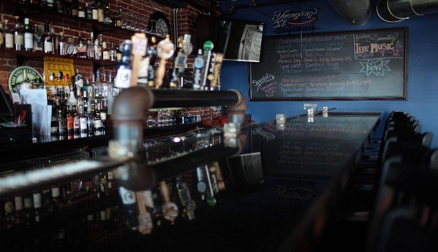 Anvil whiskey bar