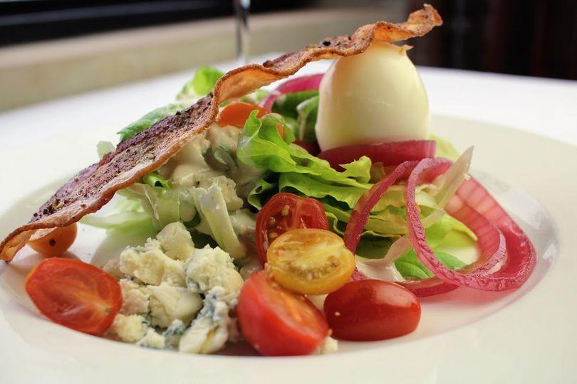 The gathering wedge salad