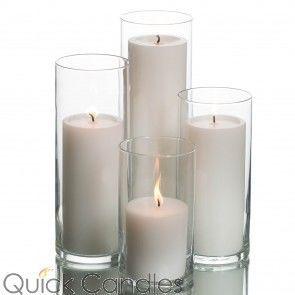 Pillar Candle Holders