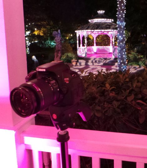 aaa camera gazebo