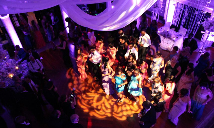 Orlando's Got Talent ballroom area