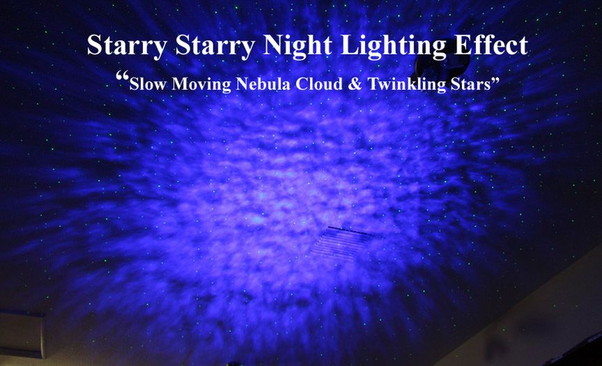 Orlando's Got Talent lights effects