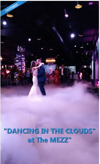 DANCING IN THE CLOUDS: DRY ICE