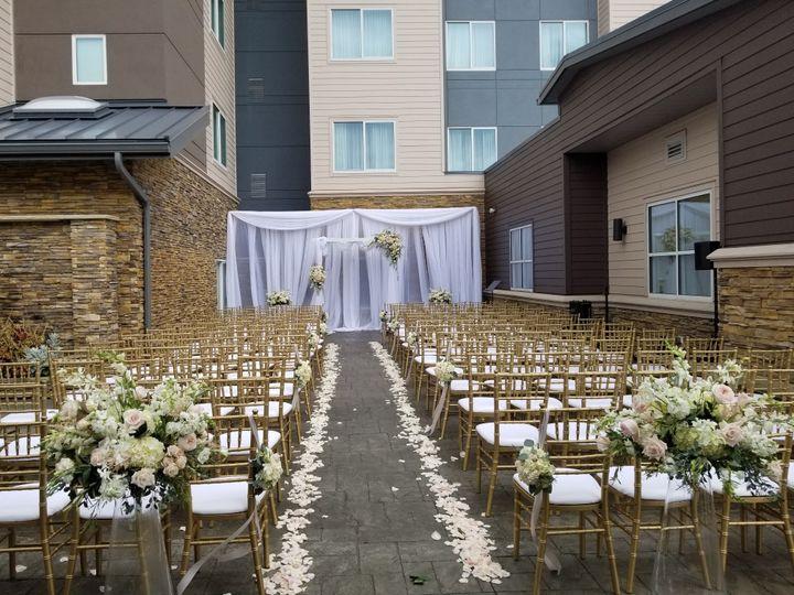 Tmx Outdoor Ceremony 2018 Backdrop 51 925251 1560189435 Avon, OH wedding venue