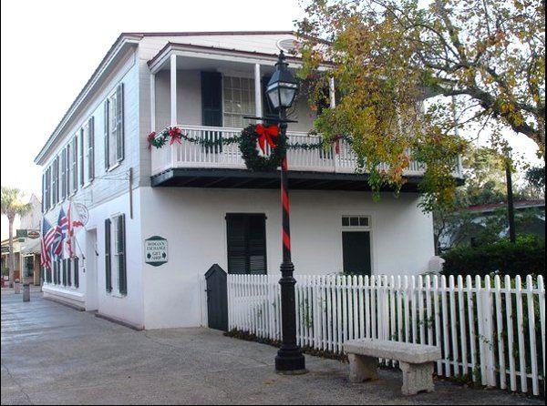 The Woman's Exchange - Peña-Peck House