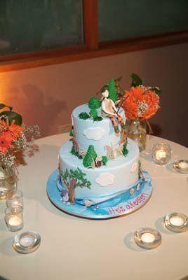 Tmx 1335823694180 CountryWedGroomCake Long Valley wedding planner