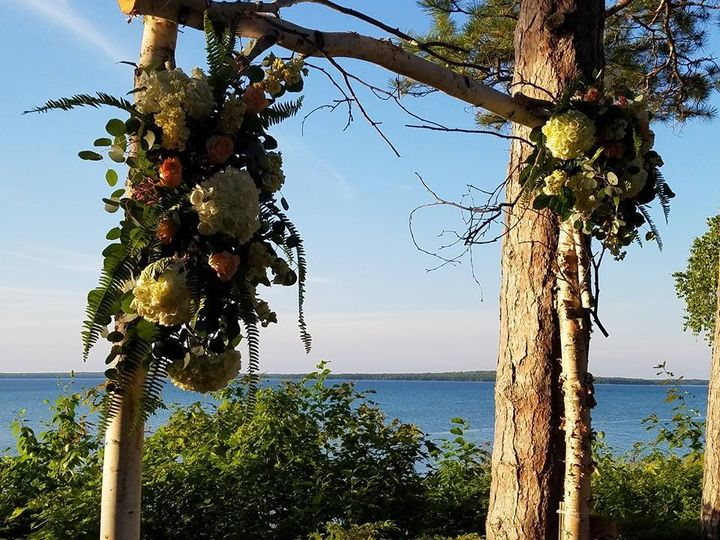 Tmx 1487369144339 New Arch At Beaver Island  1 Charlevoix, MI wedding planner