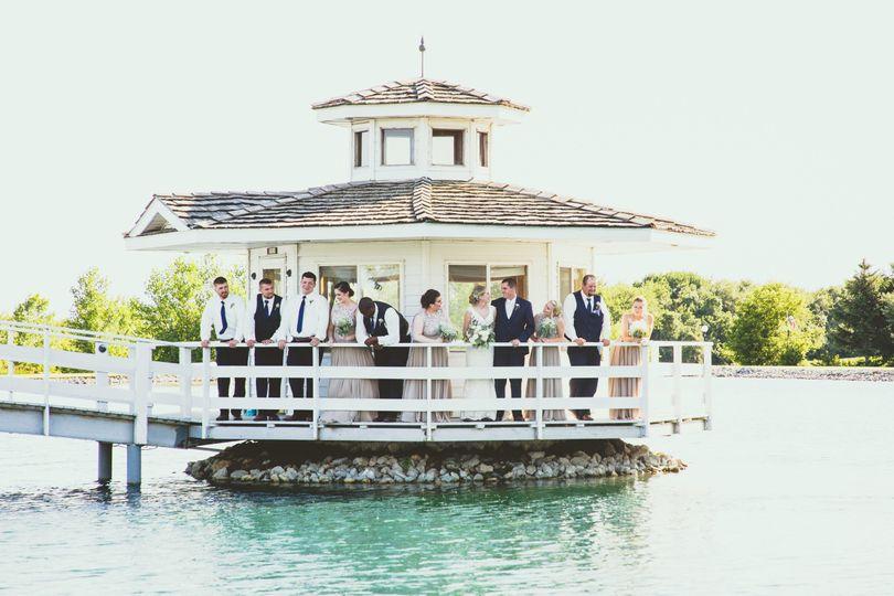 Thisday Photography Wedding near Joice, Iowa