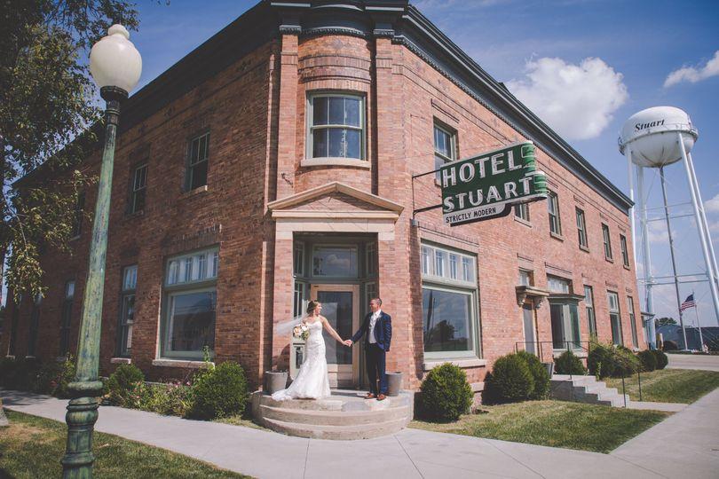 Thisday Photography Stuart Wedding near Barnes Place