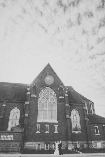 Thisday Photography |Scared Heart Catholic Church| Templeton, Iowa Wedding Photographer