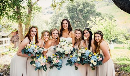 Happily Ever After Wedding & Event Flowers