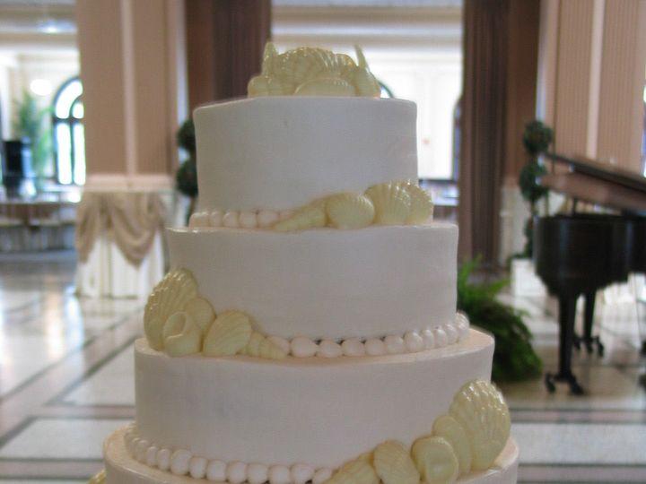 Tmx 1529615588 6fc5d0ff819a337e 1529615587 F11b135514f70864 1529615582062 7 Image12 Louisville wedding cake