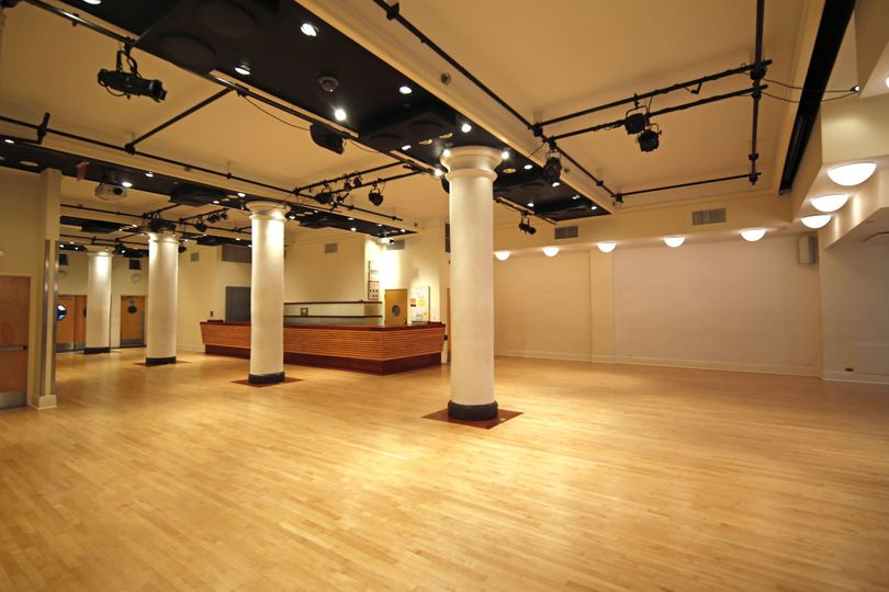 edited event space fro
