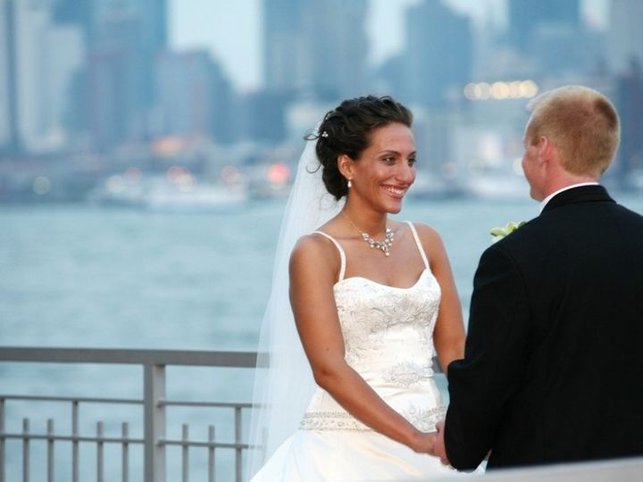 Tmx 1415727147170 Pro Bride And Groom Deck Weehawken, NJ wedding venue