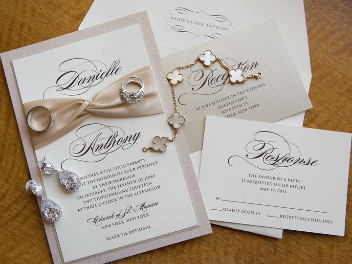 Tmx 1416694290429 Screen Shot 2014 11 21 At 10.39.09 Am Newtown, New York wedding invitation