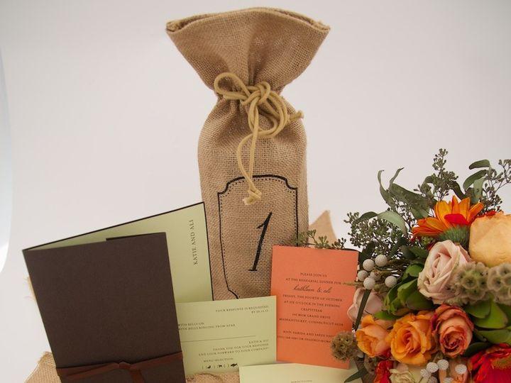 Tmx 1425616681746 Stillshots April 2014 2015 03 05 At 16 52 52 Newtown, New York wedding invitation