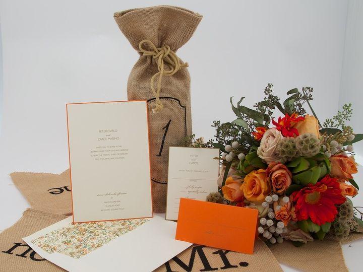 Tmx 1425616707654 Stillshots April 2014 2015 03 05 At 17 03 23 Newtown, New York wedding invitation