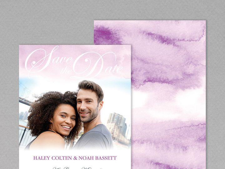 Tmx 1507836033938 80g4092zoom Copy Newtown, New York wedding invitation