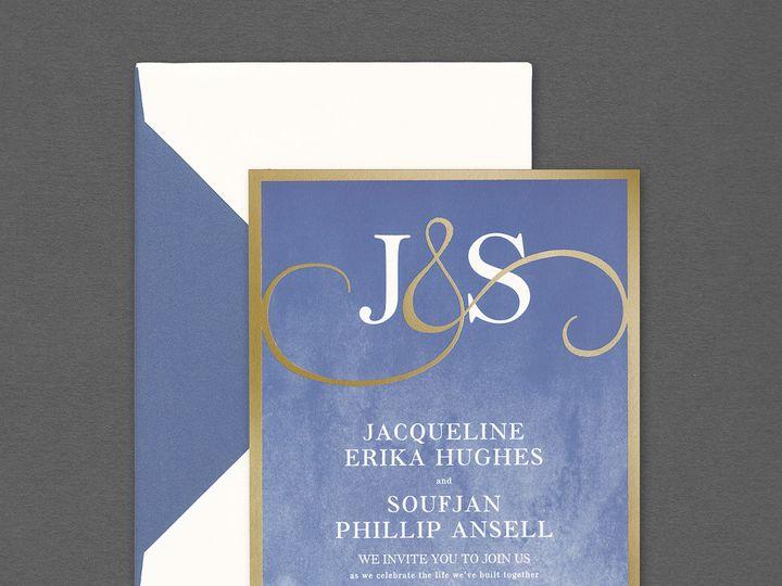 Tmx 1507836071190 99 106257 Copy Newtown, New York wedding invitation