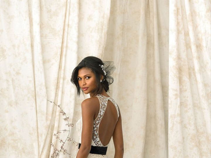 Tmx 1515608093 44e5b688cba5846b 1515608091 9a885e8b9c5f5b44 1515608078824 16 JAS9900back Web Newtown, CT wedding dress