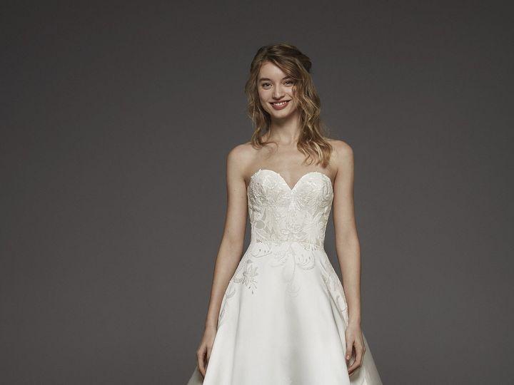 Tmx 1529607272 8ac8c4619edfd352 1529607271 3a4ef20ede868076 1529607269190 15 HELA B Copy Newtown, CT wedding dress
