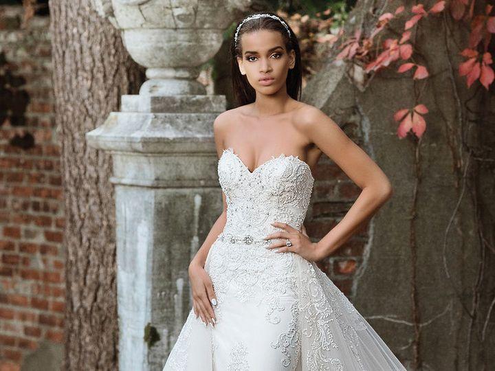 Tmx 1529607329 6c03b9758880dfd2 1529607327 De2ea92c0d0296c7 1529607327607 27 JAS9862 WebSOLO C Newtown, CT wedding dress