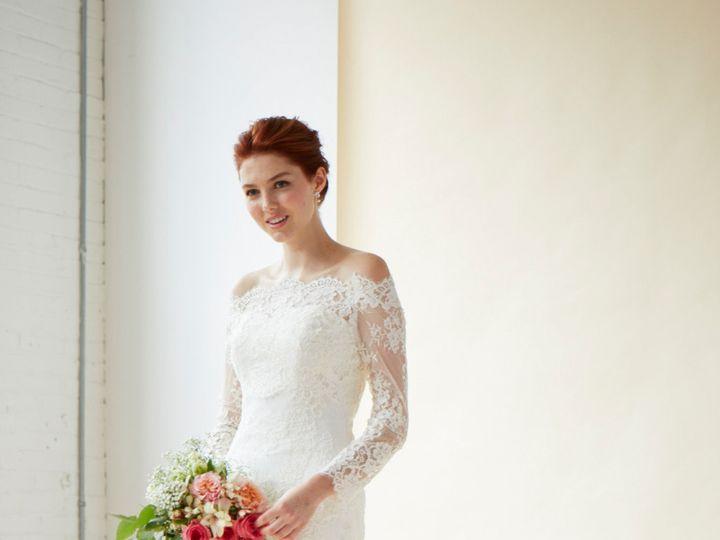 Tmx 1529607332 C6f7f6c496559802 1529607330 D6126bba8bad6932 1529607330390 28 LBB Spellbound Da Newtown, CT wedding dress
