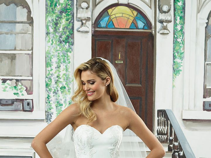 Tmx 1529607675 3e6b38a9073e28fd 1529607674 42a85e8c00b5b33a 1529607673577 10 JA8945 Web Copy Newtown, CT wedding dress