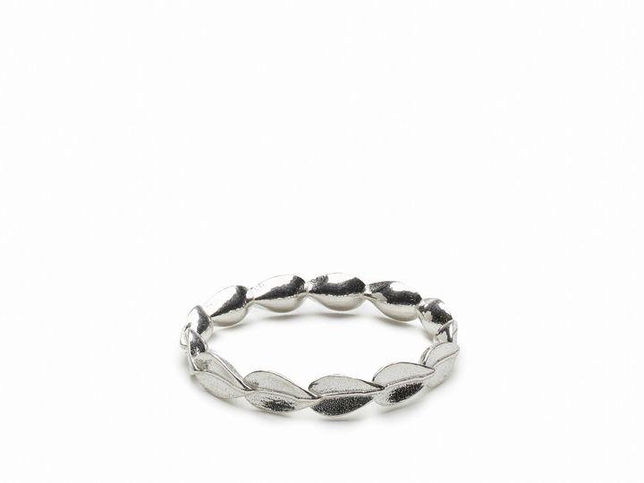 Tmx Birchleaf Ring Silver 51 1861351 160687336665744 South Burlington, VT wedding jewelry