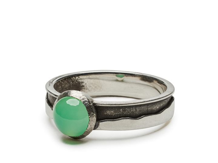 Tmx New Gm Ring With Chrysoprase 51 1861351 158146758421570 South Burlington, VT wedding jewelry