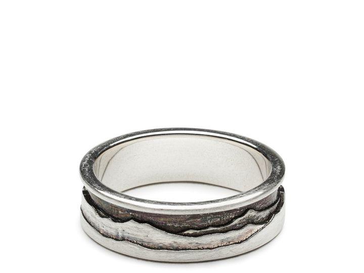 Tmx Ring Silver 51 1861351 158146758432851 South Burlington, VT wedding jewelry