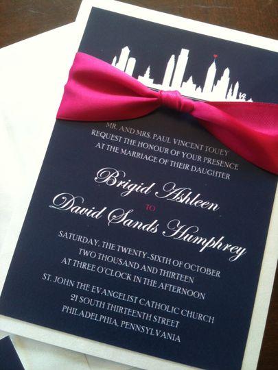 brigid and david profile pic for wedding wire