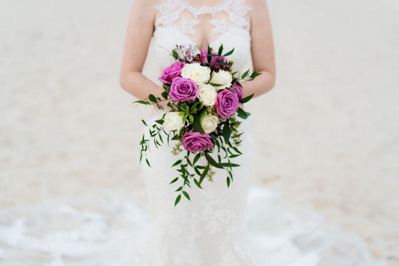 Assateague island wedding