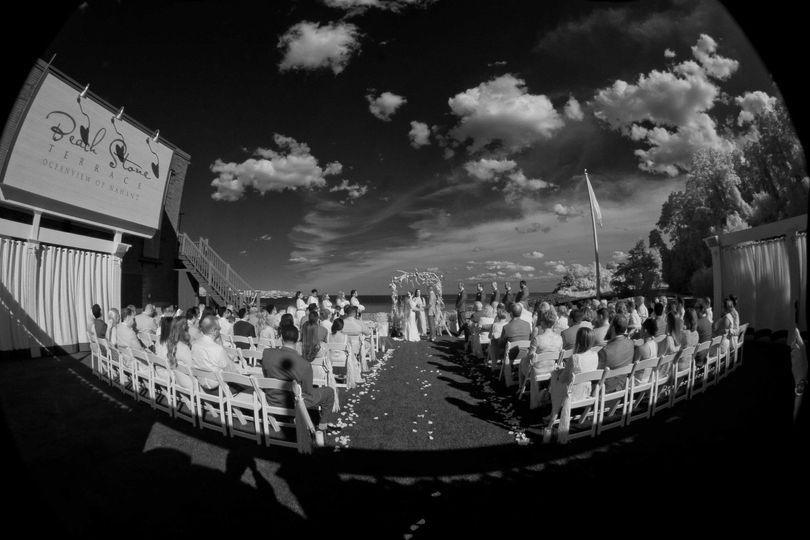 Fisheye - Wedding Photography Michael