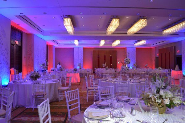 AllStar UpLighting at Intercontinental Hotel Boston